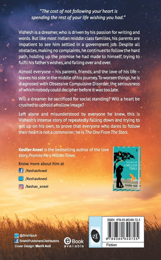 Let This Blurb Stir You to Buy This Book
